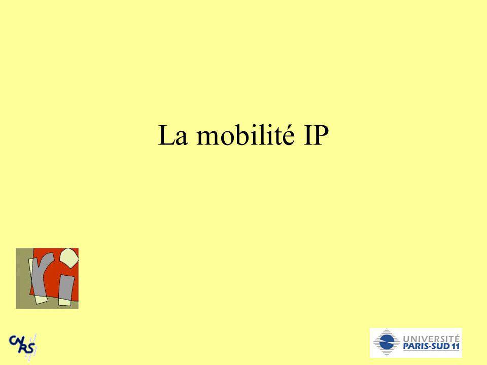 La mobilité IP
