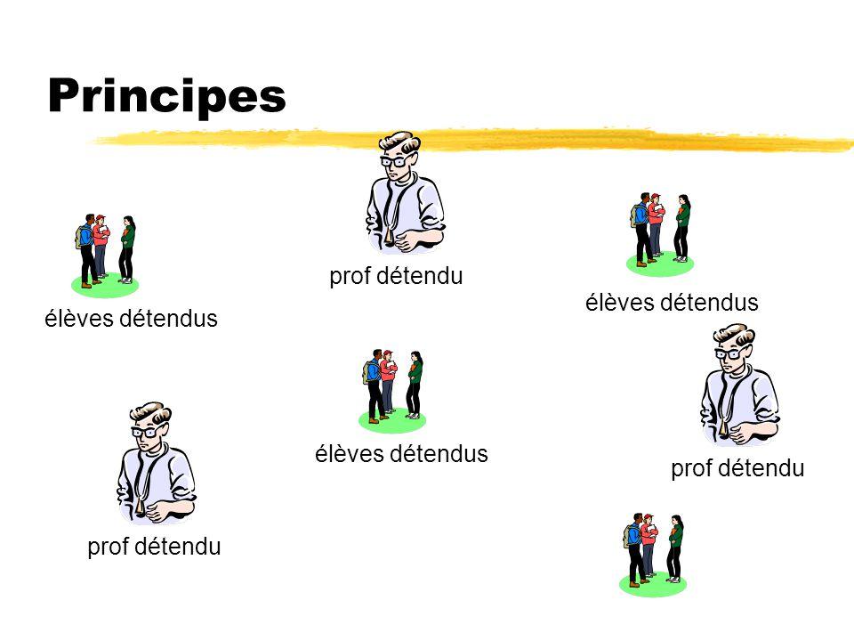 Principes prof détendu élèves détendus élèves détendus élèves détendus