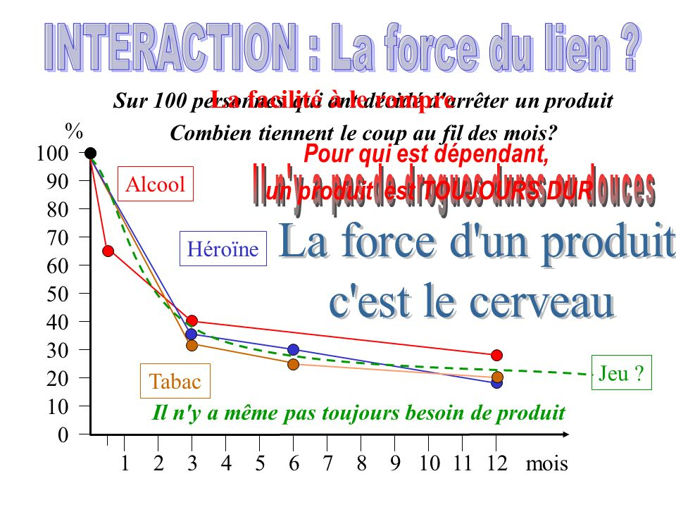INTERACTION : La force du lien