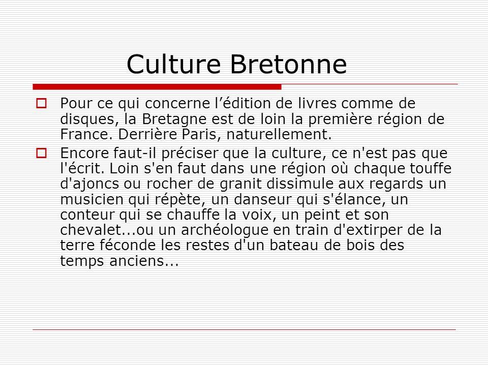 Culture Bretonne