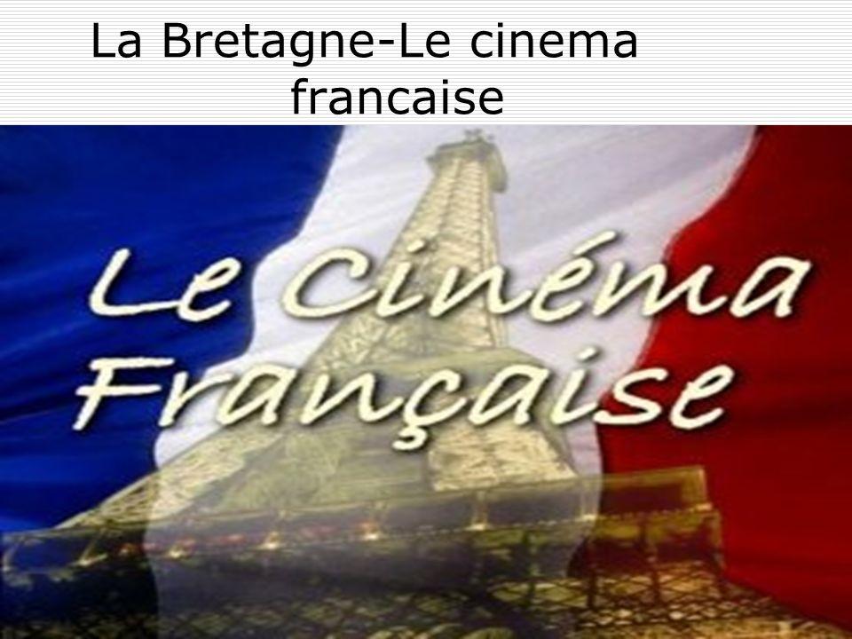 La Bretagne-Le cinema francaise