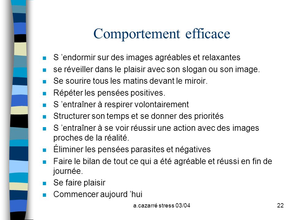 Comportement efficace