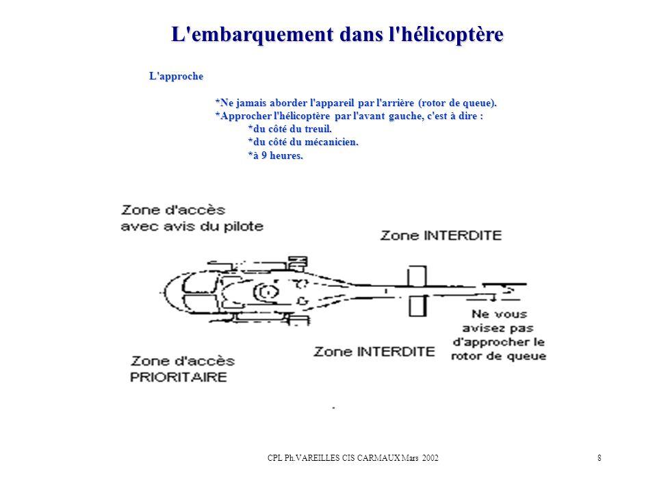 CPL Ph.VAREILLES CIS CARMAUX Mars 2002
