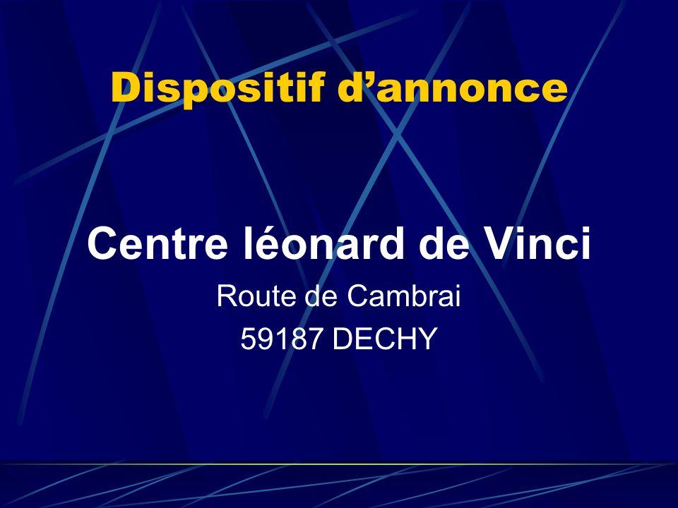 Centre léonard de Vinci