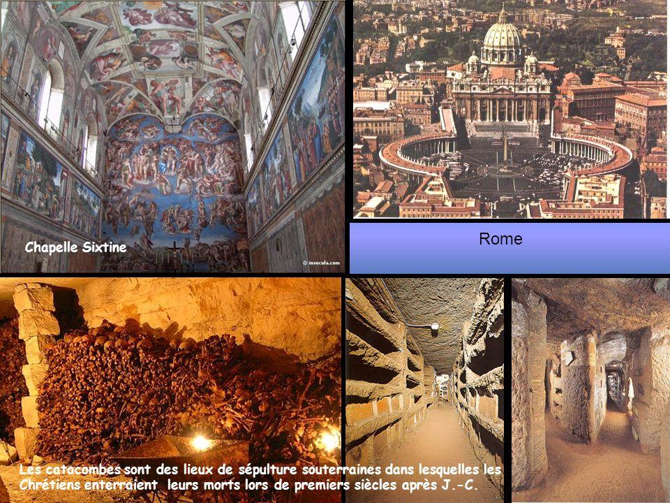 Rome Chapelle Sixtine.