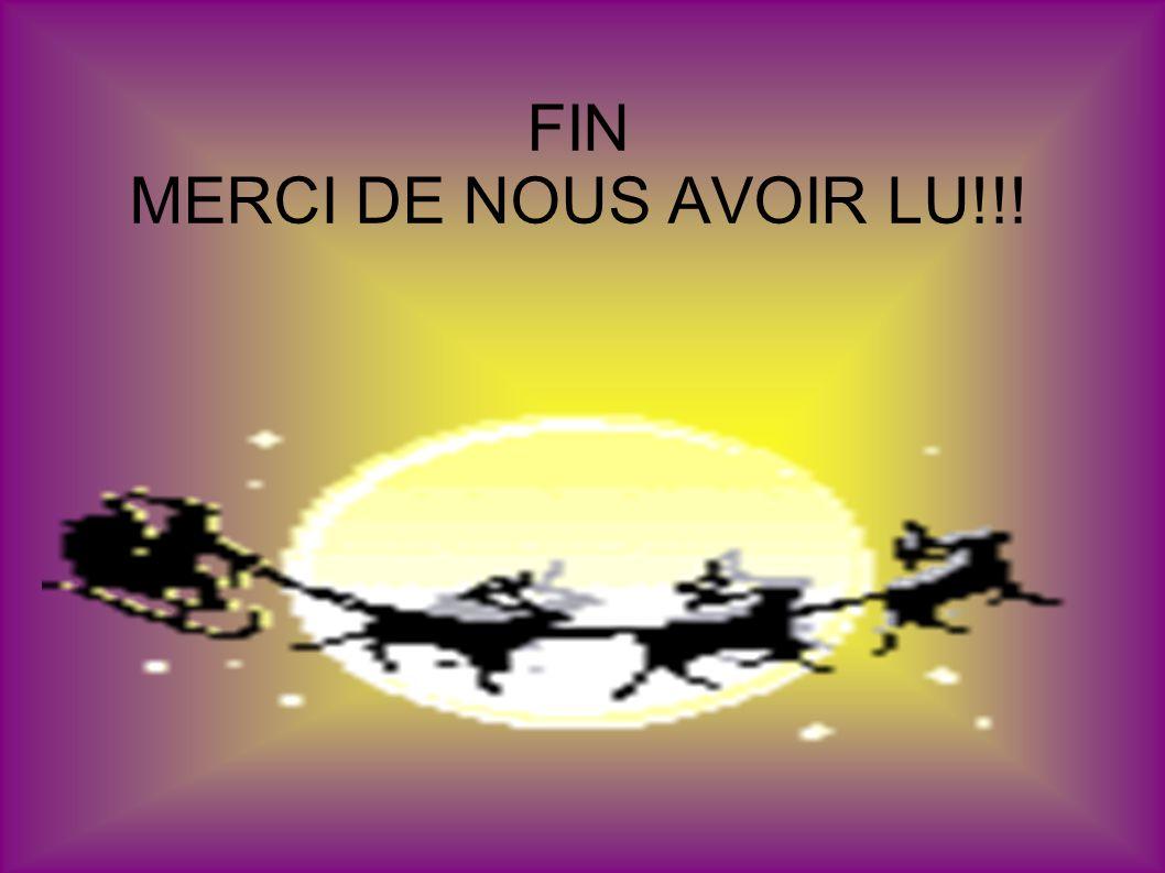 FIN MERCI DE NOUS AVOIR LU!!!