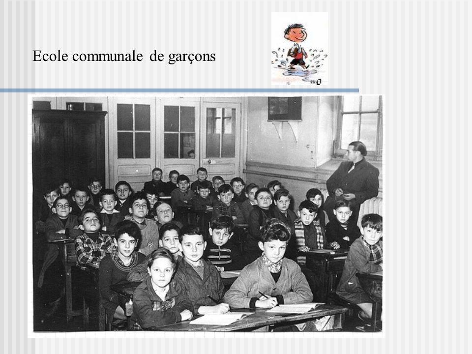 Ecole communale de garçons