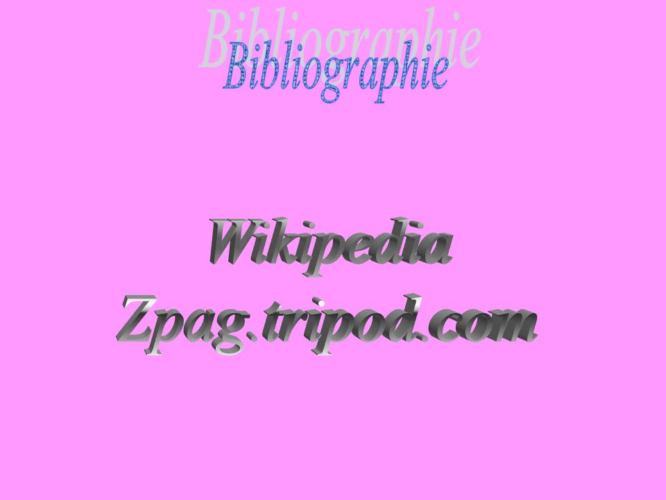 Bibliographie Wikipedia Zpag.tripod.com