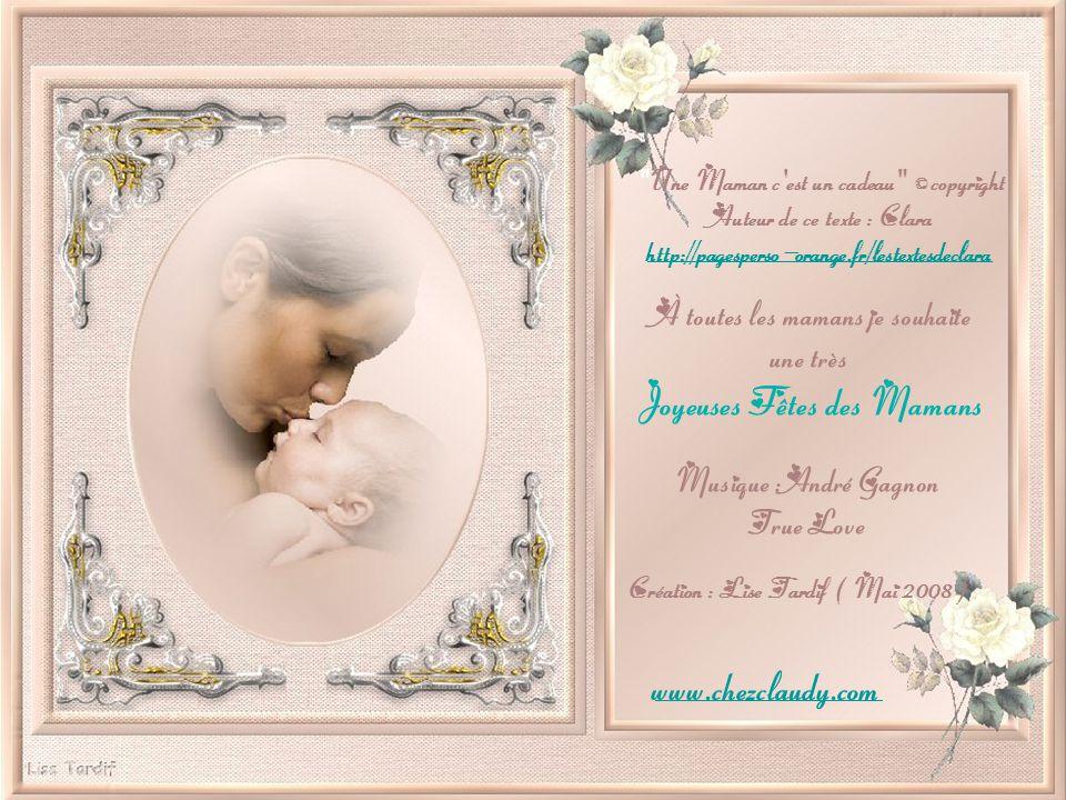 Joyeuses Fêtes des Mamans www.chezclaudy.com