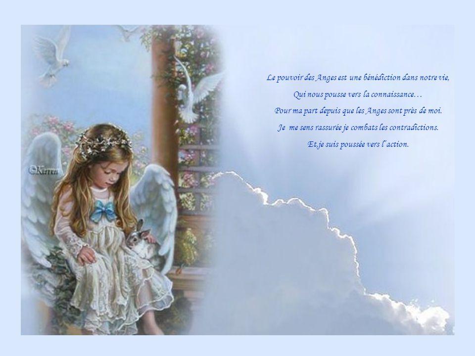 Le pouvoir des Anges est une bénédiction dans notre vie,