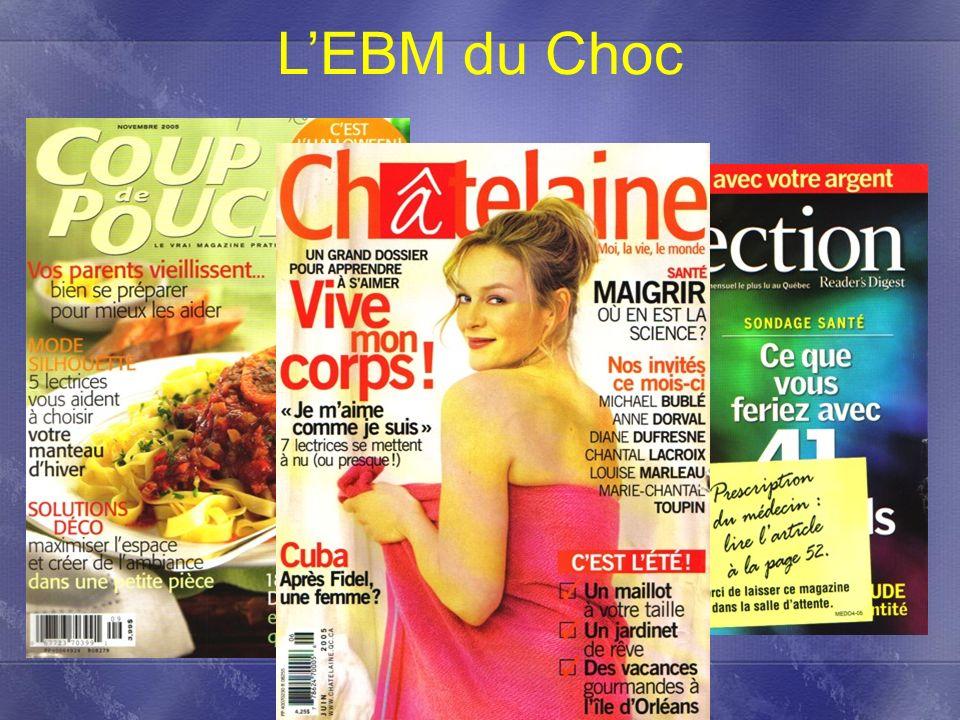 L'EBM du Choc
