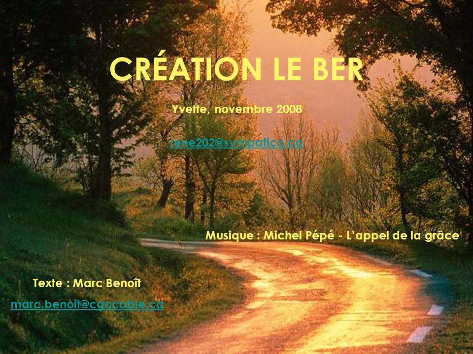 Musique : Michel Pépé - L'appel de la grâce