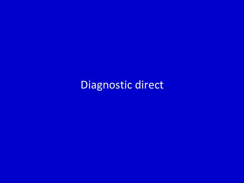 Diagnostic direct