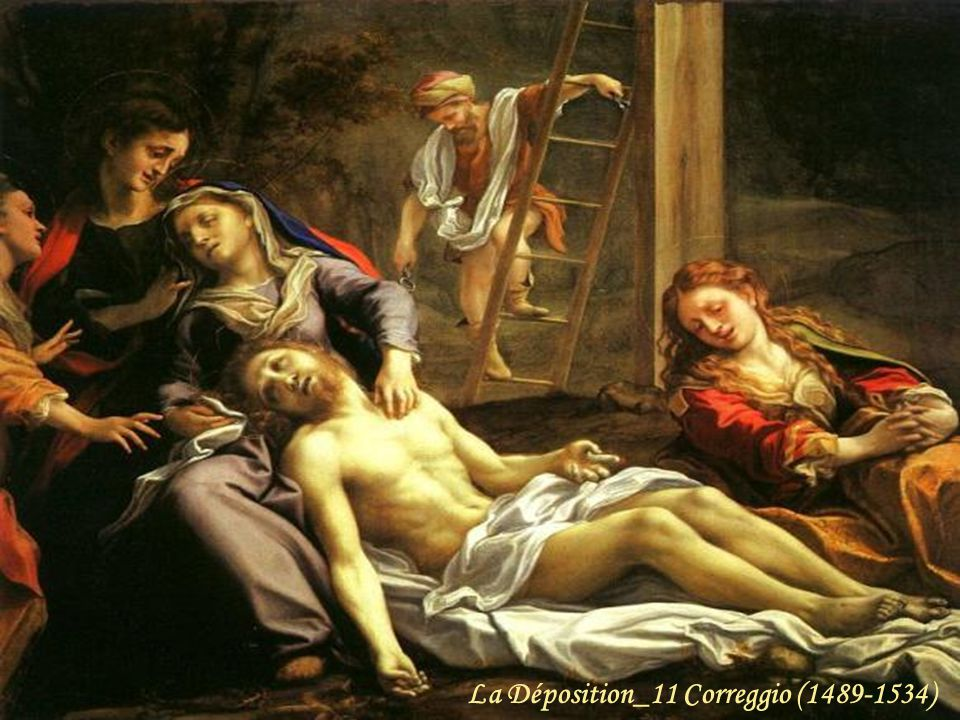 La Déposition_11 Correggio (1489-1534)