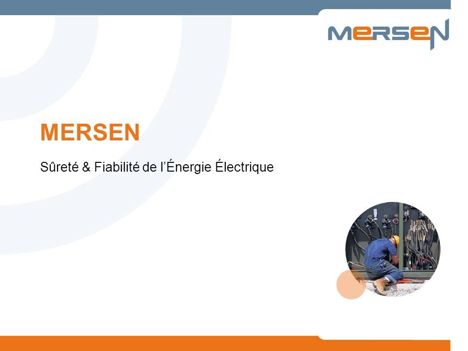 MERSEN Sûreté & Fiabilité de l'Énergie Électrique