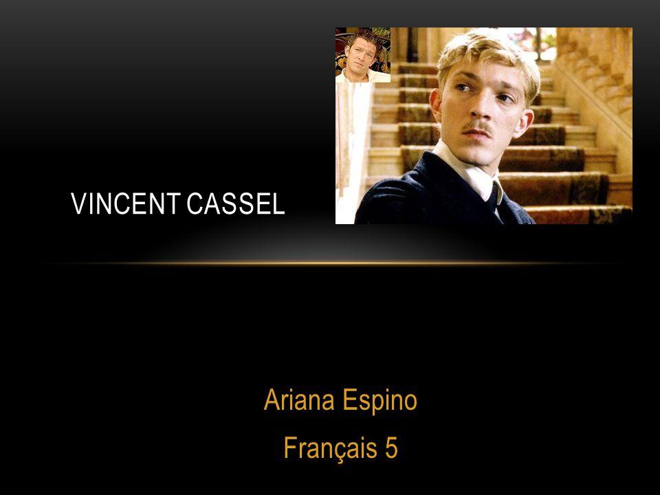 Ariana Espino Français 5