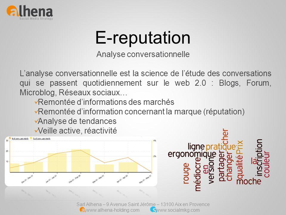 Analyse conversationnelle