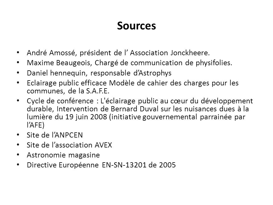 Sources André Amossé, président de l' Association Jonckheere.