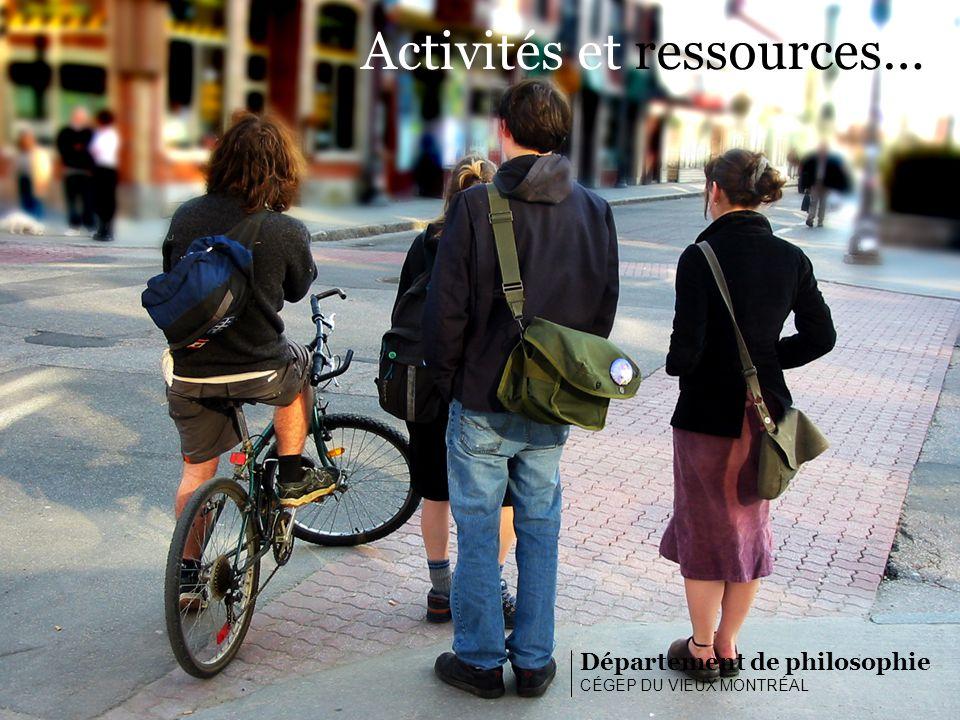 Activités et ressources…
