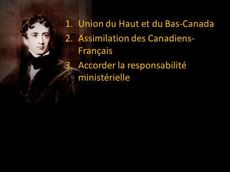 Union du Haut et du Bas-Canada
