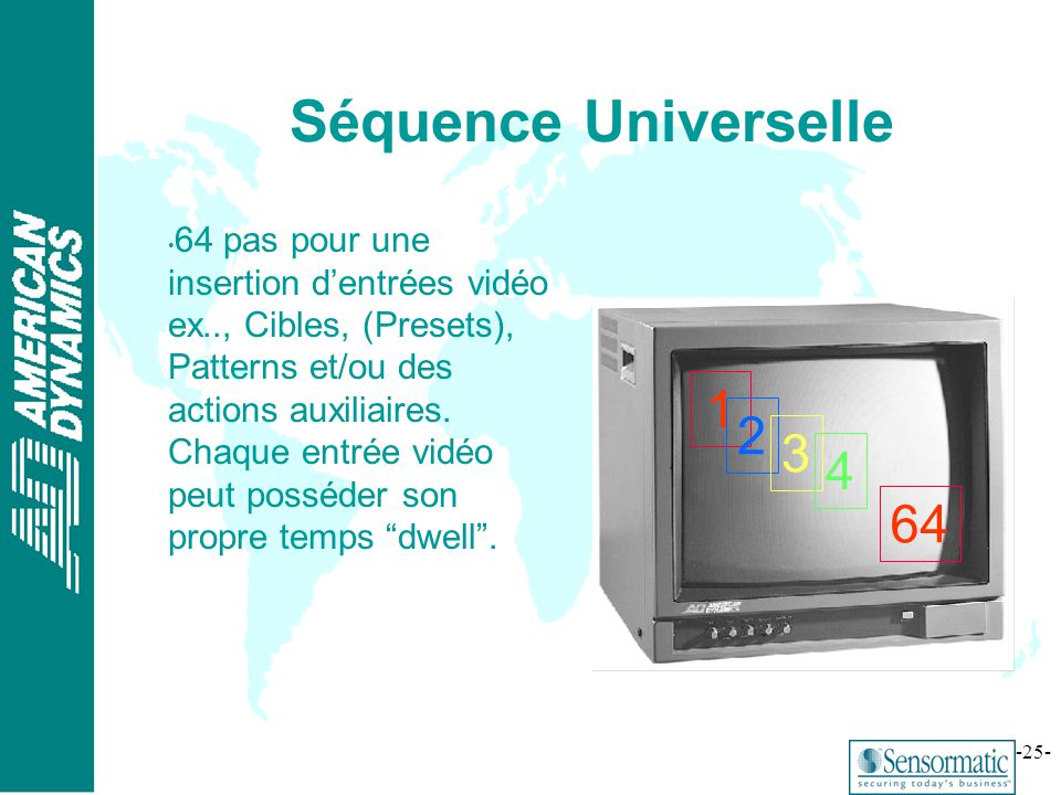 Séquence Universelle