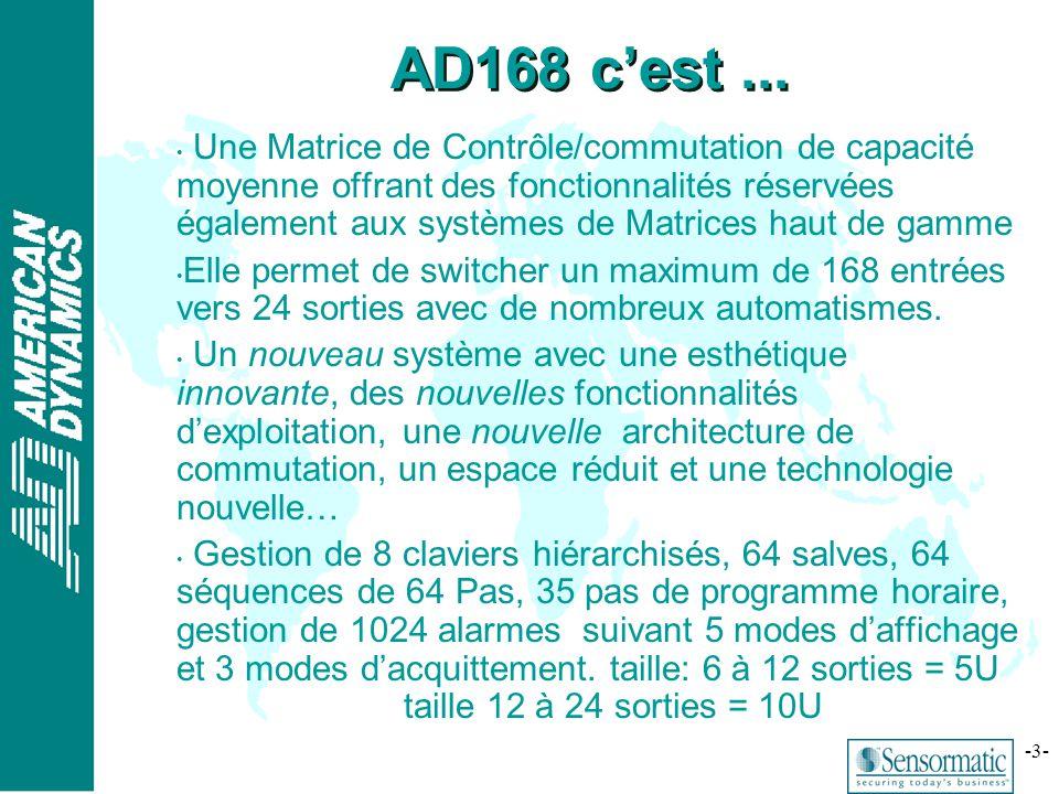 AD168 c'est ...