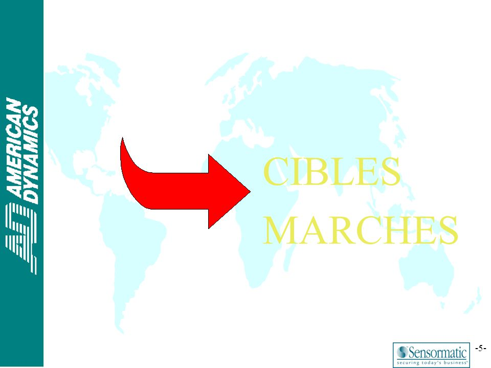 CIBLES MARCHES