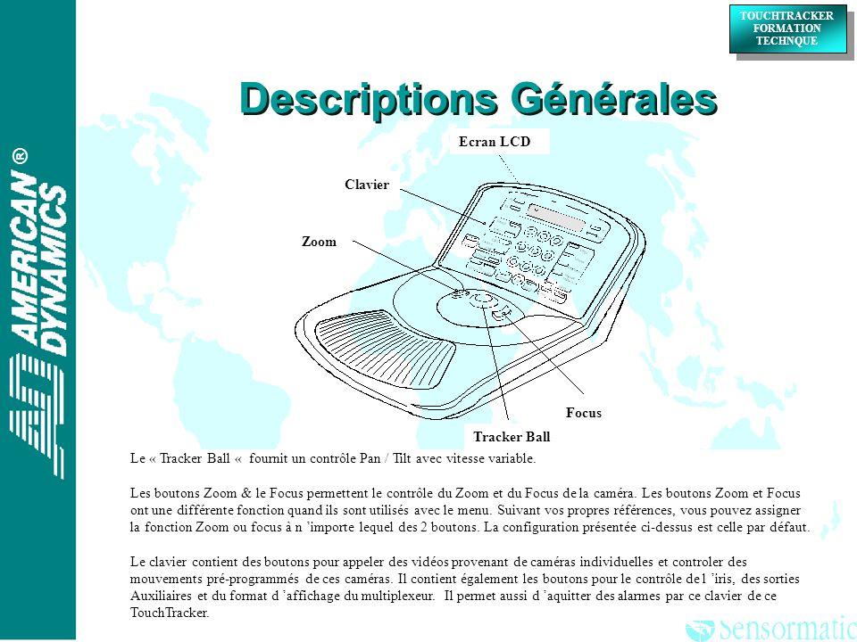 Descriptions Générales