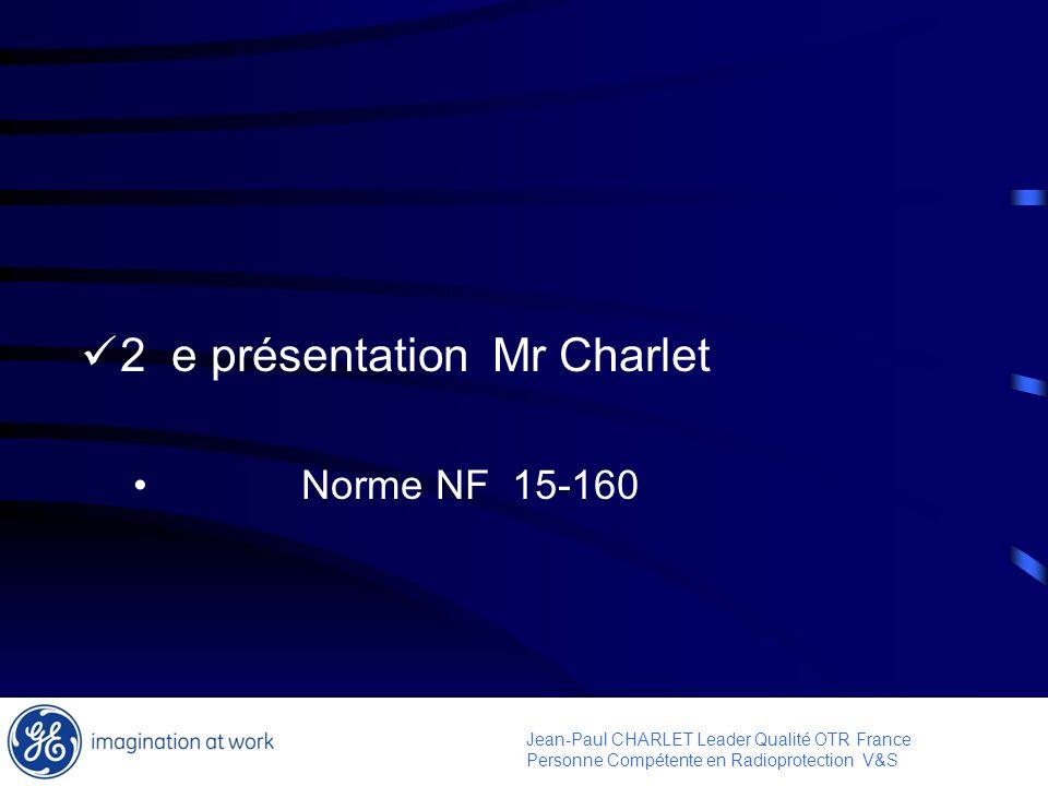 2 e présentation Mr Charlet