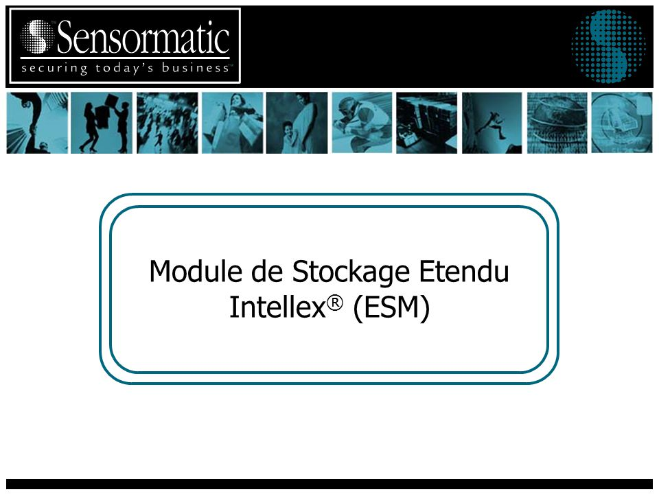 Module de Stockage Etendu Intellex® (ESM)