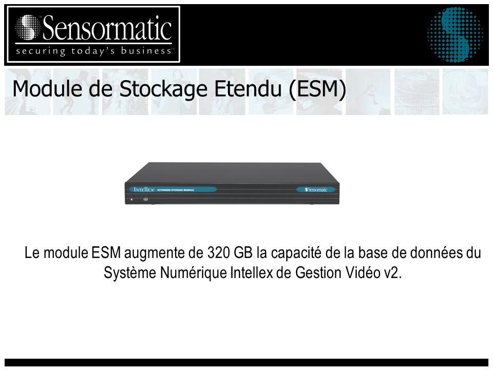 Module de Stockage Etendu (ESM)