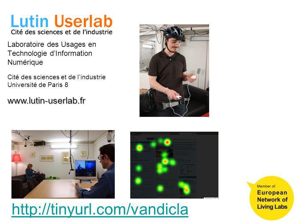 http://tinyurl.com/vandicla www.lutin-userlab.fr
