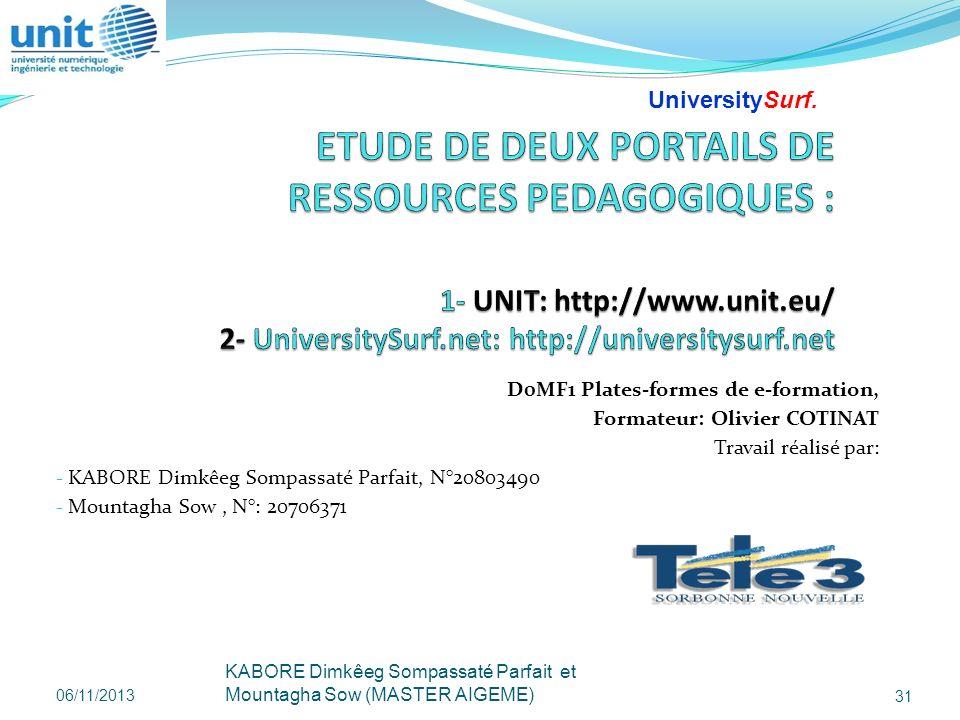25/03/2017 UniversitySurf.net.