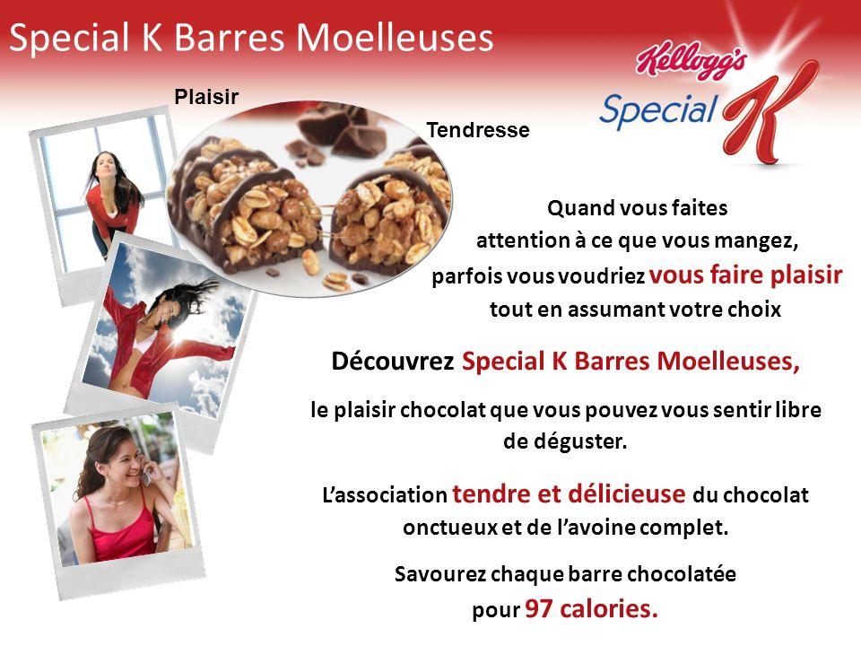 Special K Barres Moelleuses