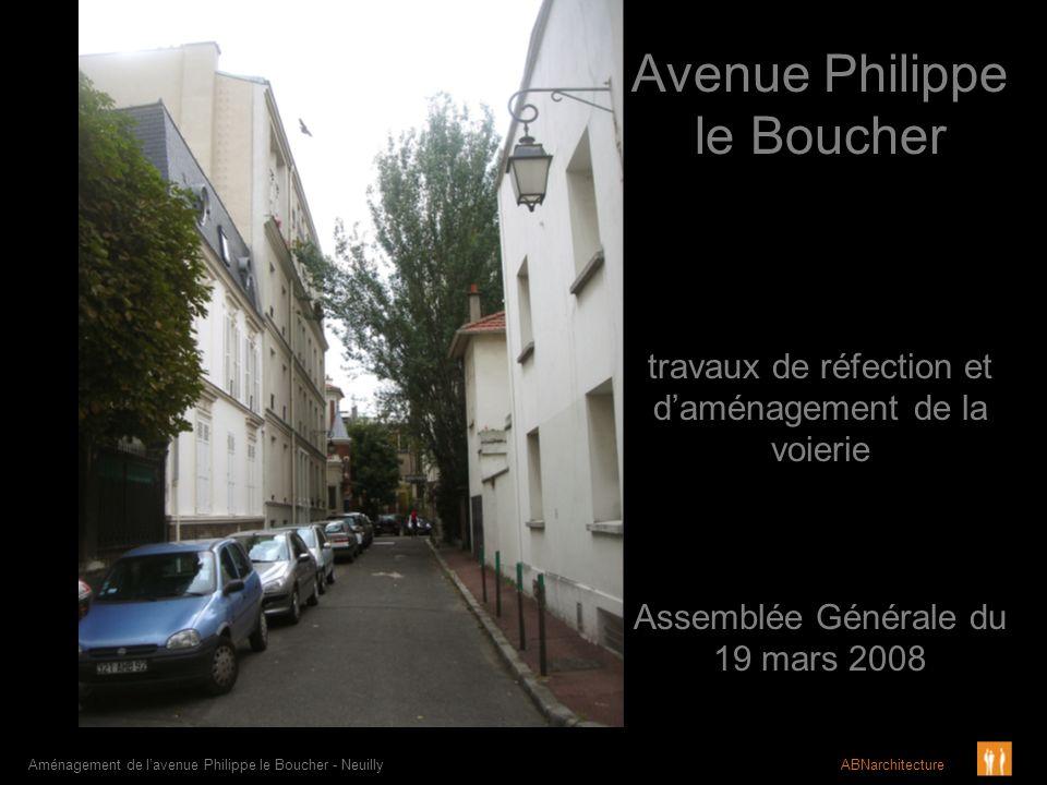 Avenue Philippe le Boucher