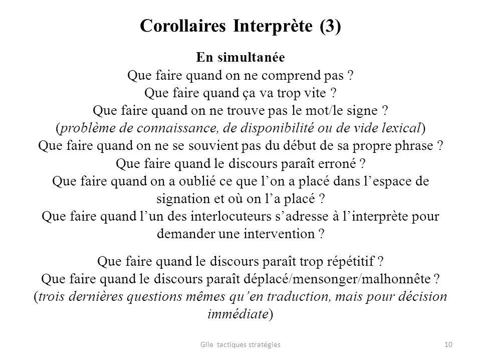 Corollaires Interprète (3)