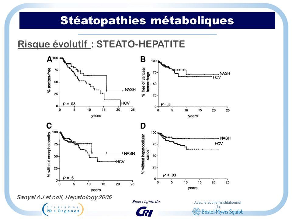 Stéatopathies métaboliques