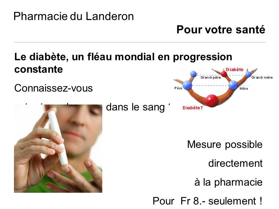 Pharmacie du Landeron Pour votre santé