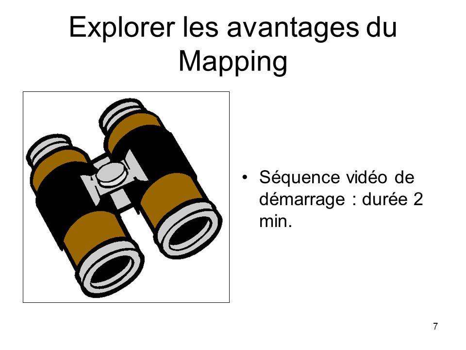 Explorer les avantages du Mapping