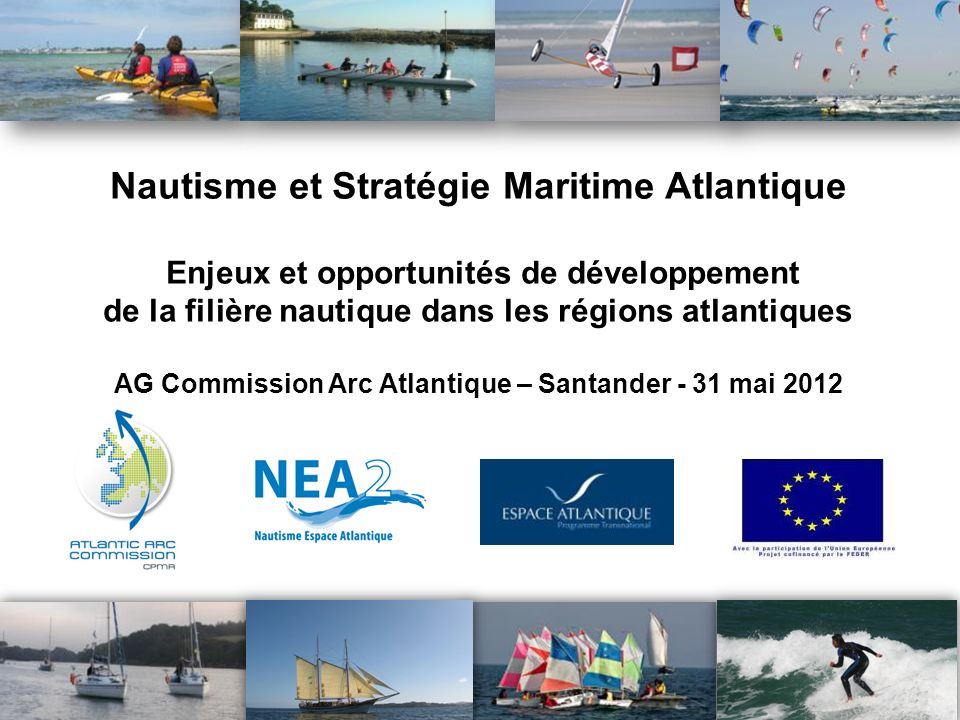 Nautisme et Stratégie Maritime Atlantique