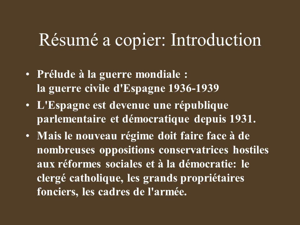 Résumé a copier: Introduction