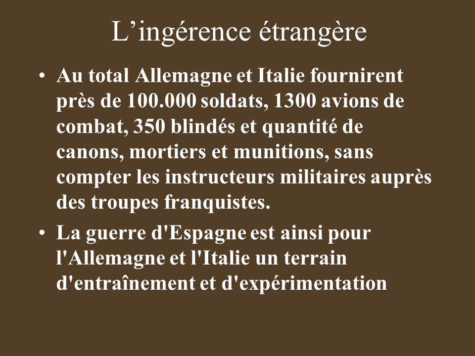 L'ingérence étrangère