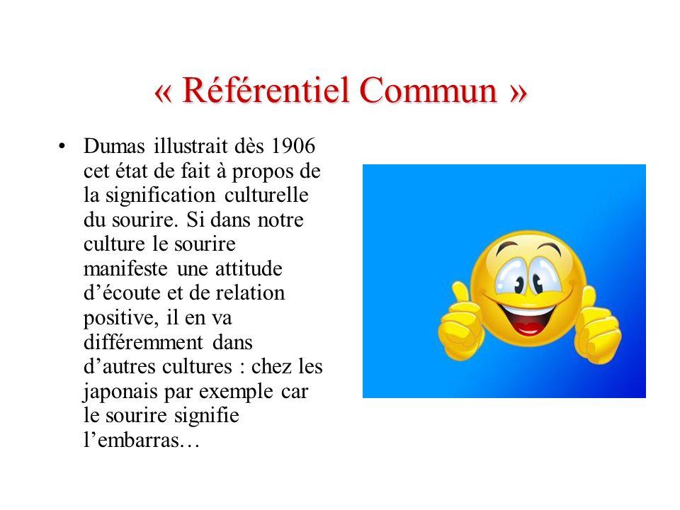 « Référentiel Commun »