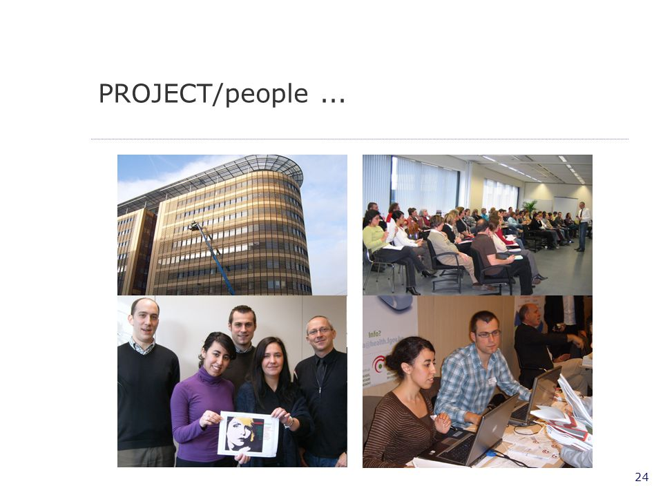 PROJECT/people ...