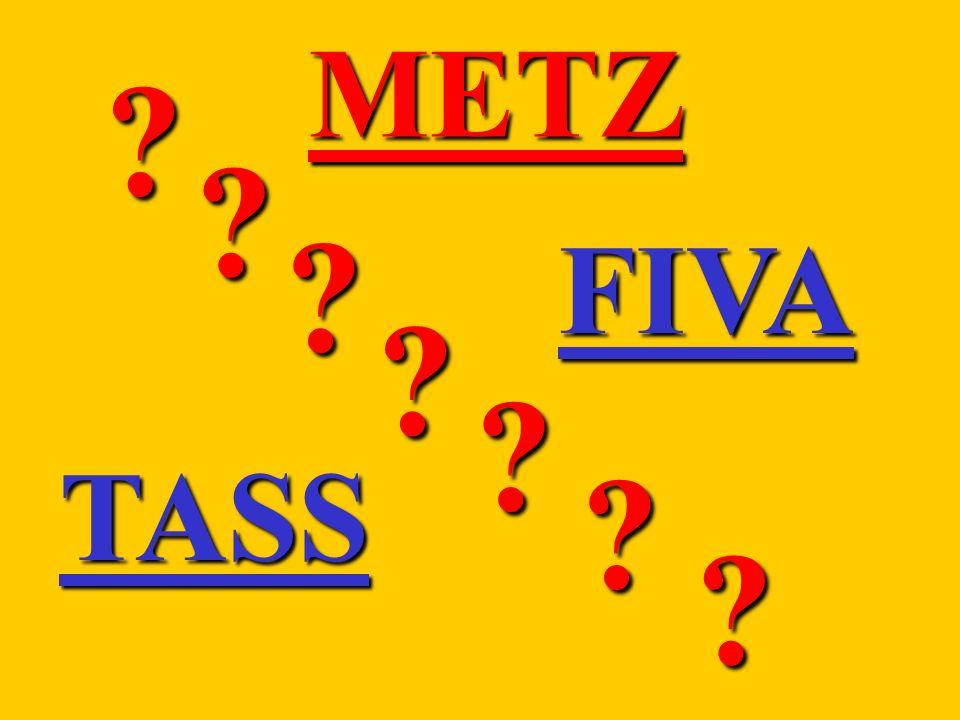 METZ FIVA TASS