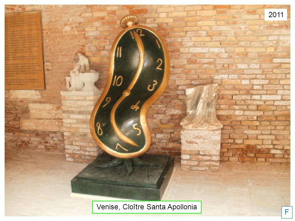 Venise, Cloître Santa Apollonia
