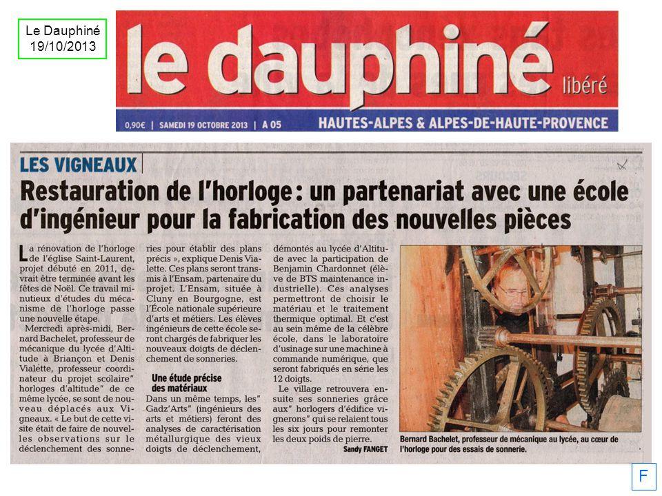 Le Dauphiné 19/10/2013 F