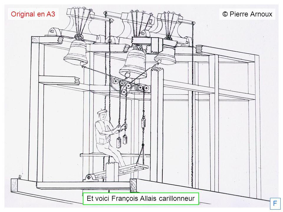 Et voici François Allais carillonneur