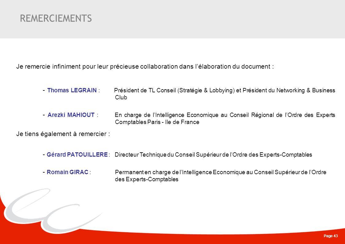 REMERCIEMENTS Je remercie infiniment pour leur précieuse collaboration dans l'élaboration du document :