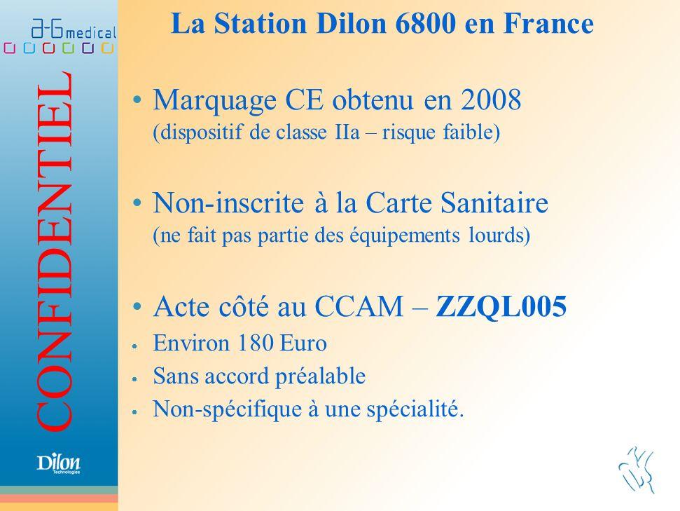 La Station Dilon 6800 en France